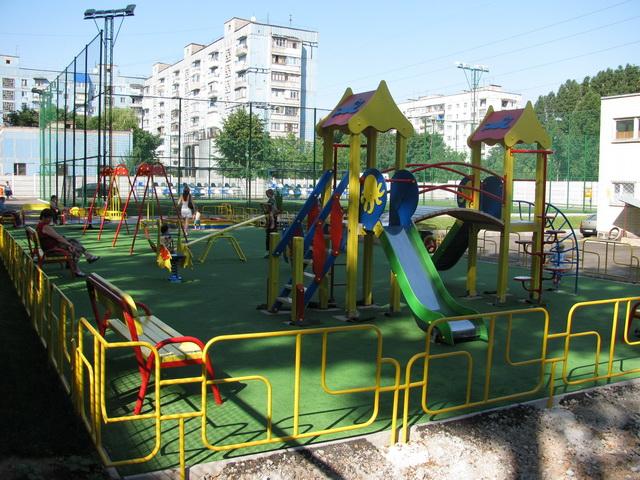 Игровые детские площадки в ташкенте